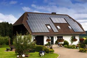 Pictures Of A House rooftop solar panels are a rising trend that can raise the value of a