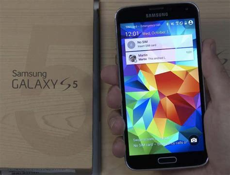 android samsung galaxy s5 161 enhorabuena spain gets android lollipop update on galaxy s5 talkandroid