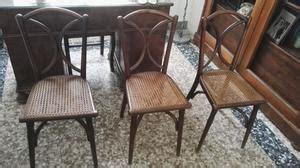sedie thonet originali 8 sedie thonet fischel originali bologna e posot class