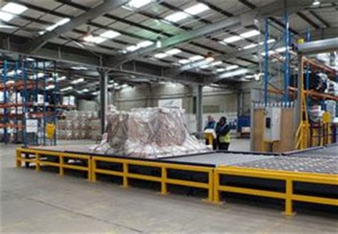 air cargo and freight forwarding warehouse support firm wins safety accreditation