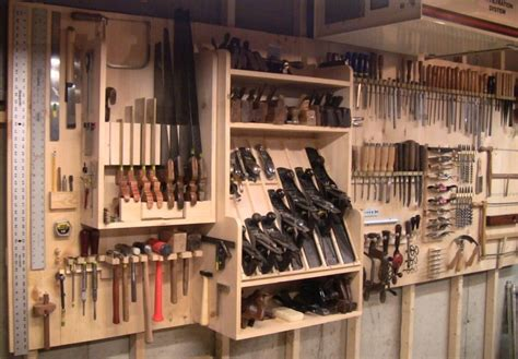 woodwork tool storage wall storage for woodworking tools woodworking
