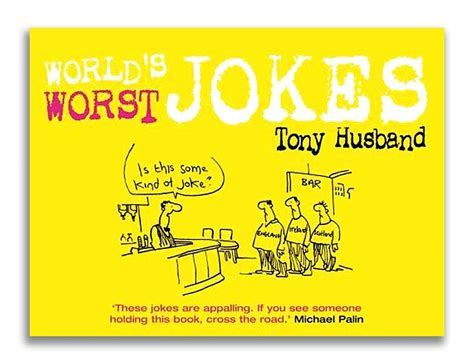 best of the worst jokes books by tony husband award winning cartoonist books