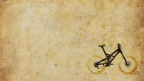 coffee stained wallpaper minimalistic stain mountain bikes coffee stain