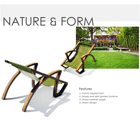 design environment for forming furniture design nature and form on behance