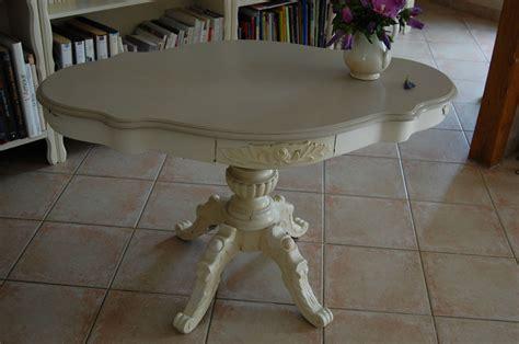 Table Violon by Le Gu 233 Ridon Violon 2 232 Me 233 Meubles Peints Et Compagnie