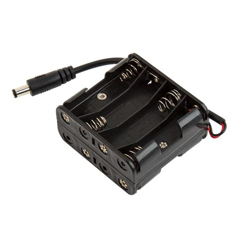 Power Aktif 12v Dc 12v dc battery power supply 8 cell aa battery holder battery and cps compact power supplies