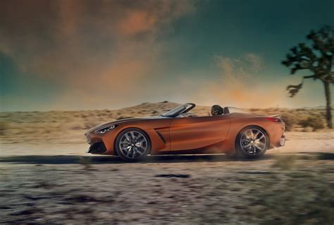 bmw inline 4 new bmw z4 will probably offer two different versions of 3