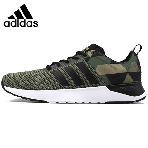 Shoes Sport Adidas Neo V Racer Grade Ori Putih Hitam Kets Casual original new arrival 2017 adidas neo label racer s skateboarding shoes sneakers in