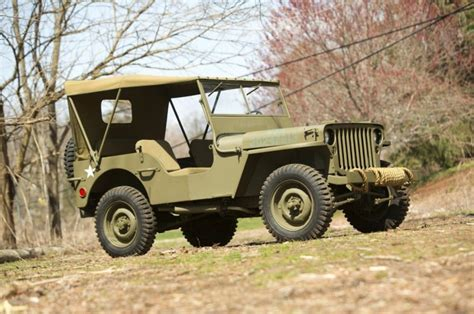 ?Found in crate? 1944 Willys MB Jeep to cross   Hemmings Daily
