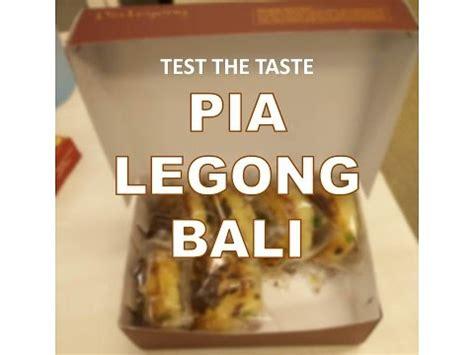 Oleh Oleh Bali Pia Legong pia legong bali pia bali oleh oleh khas bali pia