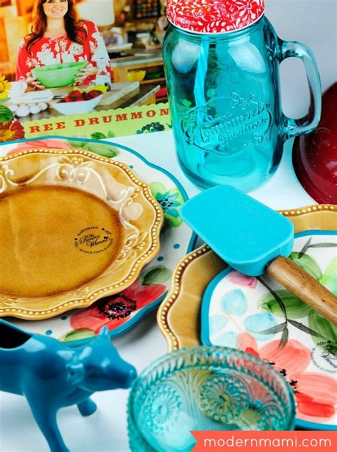 ree drummond cookware line at walmart bring a bit of the pioneer woman s kitchen to yours new
