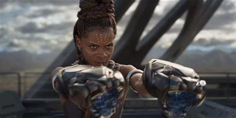 letitia wright character black panther black panther shuri is as smart as tony stark screen rant