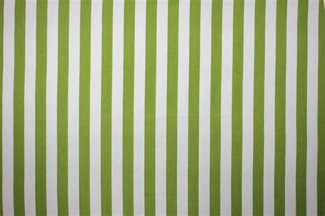 Green And White Striped by Lime Green Table Tennis Striped Fabric The Stripes