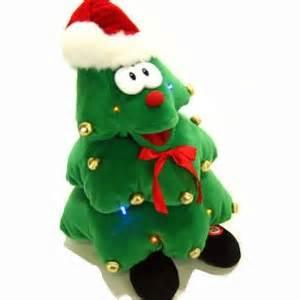 caroling carl singing christmas tree sings quot oh christmas