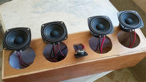 diy center speaker   crossover build   speaker