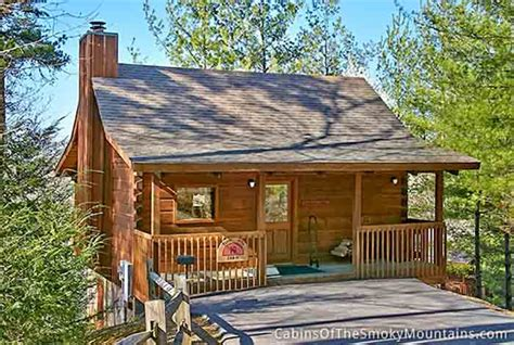 pigeon forge cabin a secluded paradise 1 bedroom