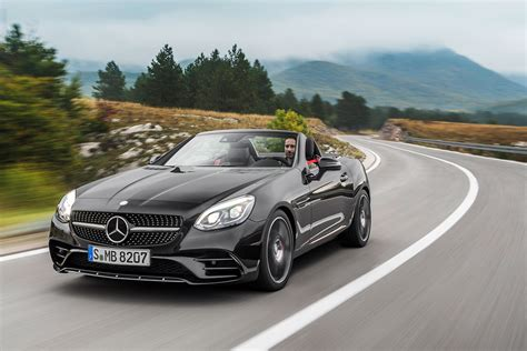 Amg Slc 43 by Mercedes Amg Slc 43 Review Auto Express