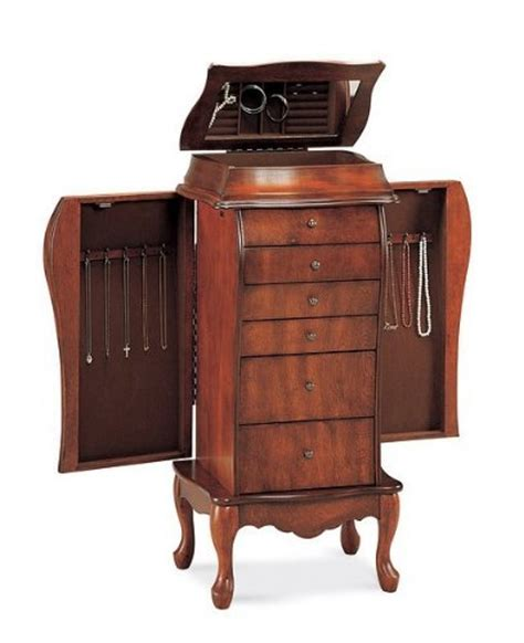 wicker jewelry armoire beautifully crafted jewelry armoire lingerie chest super