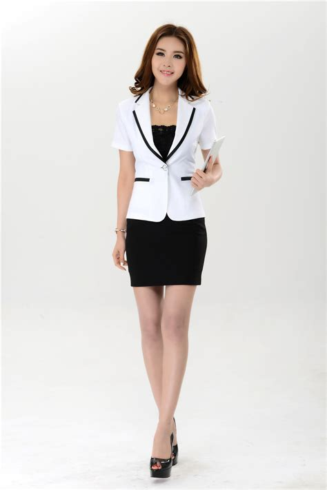 2014 new fashion s business work suits sleeve