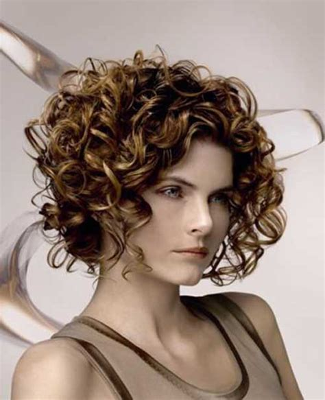 stacked perm short short curly hairstyles ideas for women s curly short and