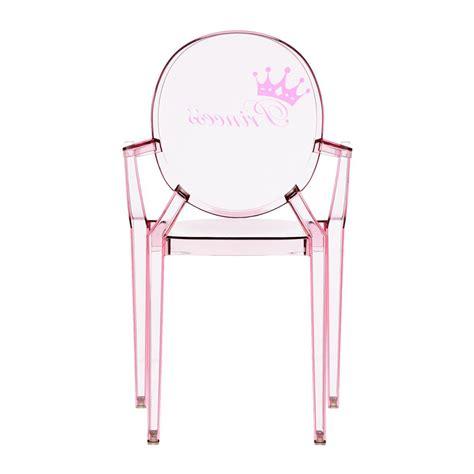 chaise fantome acheter kartell chaise fant 244 me lou lou pour enfant