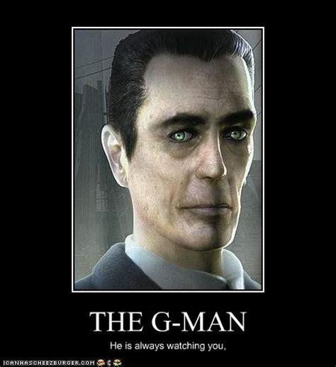 Meme G - g man fallout eleventy wiki