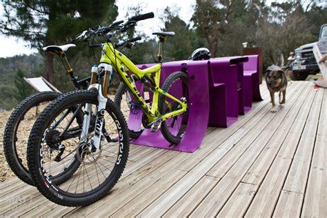 Chair Bike Rack by Garage Fred Glo S Garage By Mattwragg Pinkbike