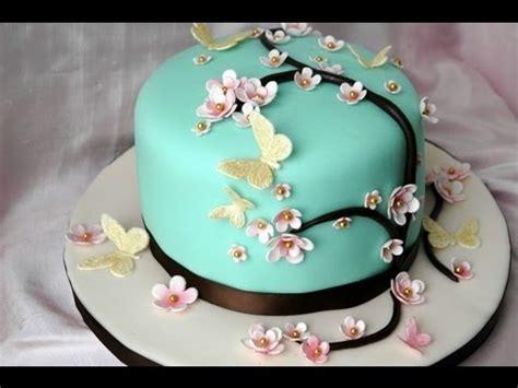 torta fiori e farfalle torta fiori e farfalle per la festa della mamma