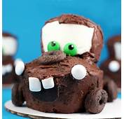 Tow Mater Cupcakes  Disney Family