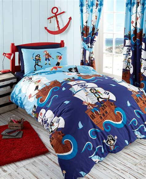 Matching Curtain And Bedding Sets Boys Duvet Cover Pillowcase Bedding Bed Sets Or Matching Curtains Kid S New Ebay