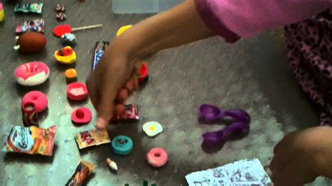 How To Make Doll Food Out Of Paper - my american doll food