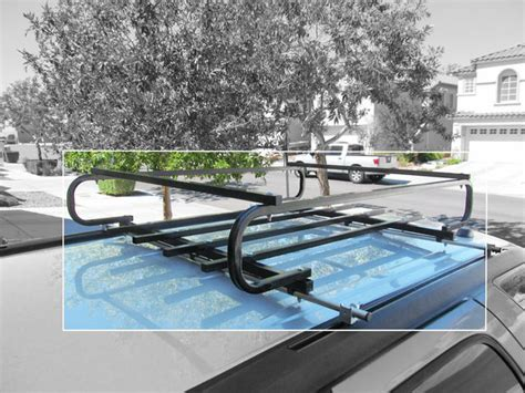 How To Build Roof Rack by Diy Roof Rack Cross Bars All