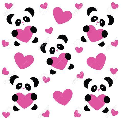 de corazones rosas y rojos sobre un fondo blanco imagenes sin 1000 ideias sobre desenho de panda nas unhas no pinterest
