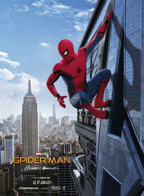 spider man 2017 film wiki spider man homecoming film 2017 allocin 233