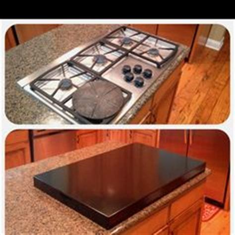 stove covers for counter space concrete countertops 1000 images about stove covers on counter