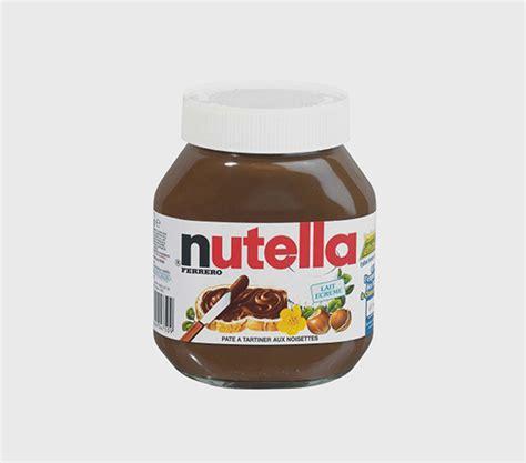 Design Nutella Label | re design nutella label on behance