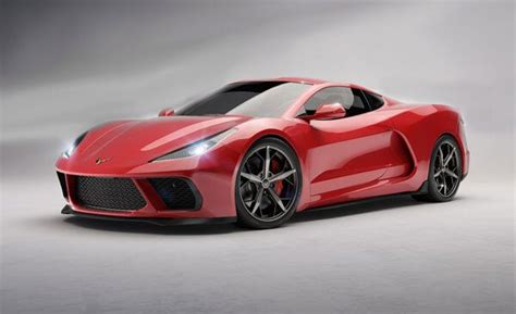 New Chevrolet Corvette 2020 by 2020 Chevrolet Corvette Stingray News Reviews And