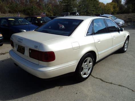 car owners manuals for sale 1997 audi a8 free book repair manuals 1997 audi a8 quattro for sale in cincinnati oh stock 10341