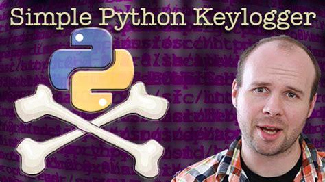 beelogger keylogger python easy underc0de how to make a simple python keylogger tinkernut labs