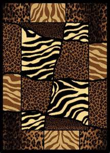 Oriental Rug Auction Exotic Safari Multi Zebra Carpet 5x8 Animal Print Area Rug