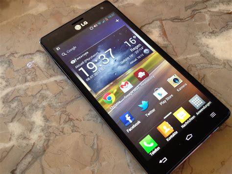 Hp Lg Optimus 4x Hd lg smartphone p880 optimus 4x hd im test 1 der erste eindruck lg