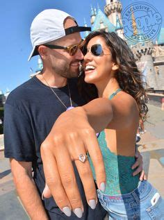 stephanie beatriz wedding ring 37 famous couples who announced their engagement on