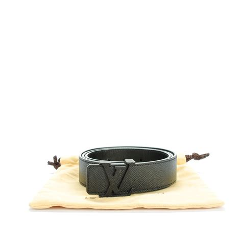 louis vuitton taiga 35mm lv initiales belt 100 40 ardoise 145868