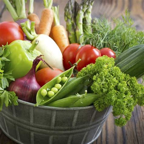 colorful vegetables benefit  health  creative