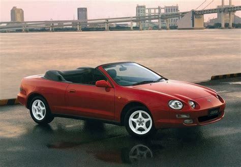 99 Toyota Celica Images Of Toyota Celica Convertible 1994 99
