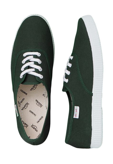 forest green sneakers 6613 forest green shoes impericon worldwide