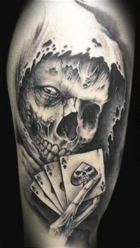 tattoo voorbeelden joker skull tattoos designs for men meanings and ideas for guys