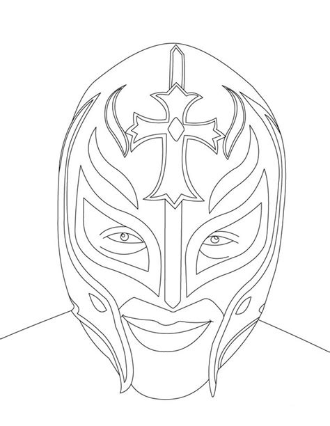 coloring pages of wwe wrestlers az coloring pages