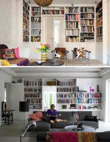 Book Shelving Ideas beautiful overhead bookcases space saving shelving ideas