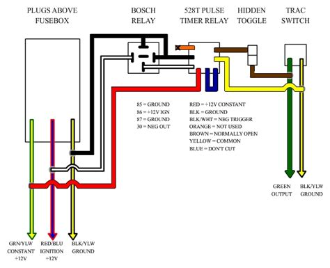 528t pulse timer wiring diagram 31 wiring diagram images